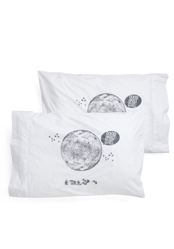 Lunar than Expected Pillowcase Set