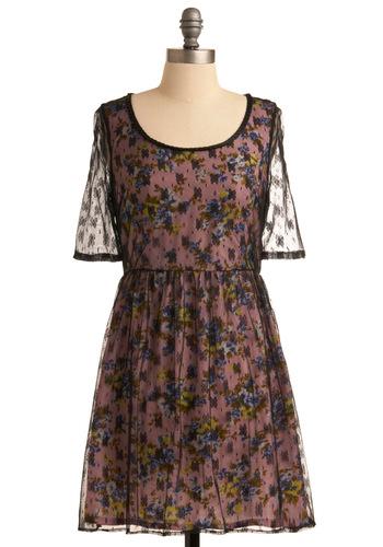 The Veil of Evening Dress