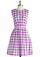 Too Much Fun Dress in Picnic Purple
