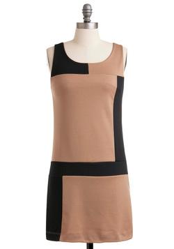 Rock the Colorblock Dress