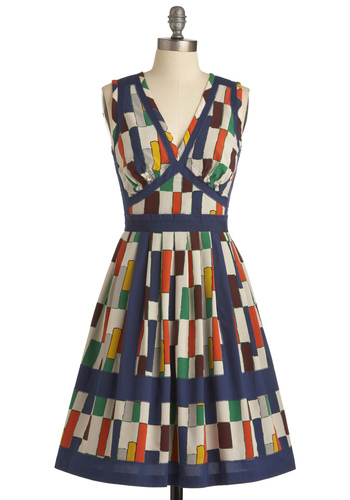 Plenty by Tracy Reese Hone Your Crafting Dress