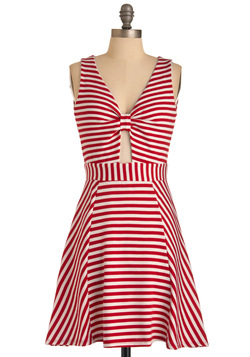 Peppermint for You Dress
