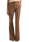 Trade Secret Pants by BB Dakota - Brown, Solid, Pockets, Work, Casual, Spring, Fall, Winter, Long, Menswear Inspired