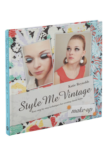 Style Me Vintage: Make-up - Wedding, 20s, Good, 60s, 50s, Gals, 80s, Under $20, Handmade & DIY