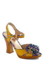 Basket of Blossoms Heel