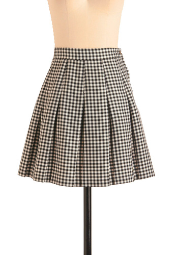 Vintage Czech It Out Skirt