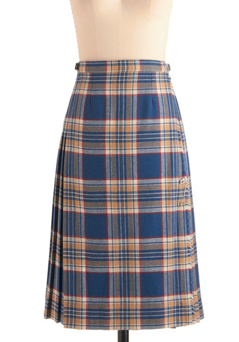 Vintage Great Scot Skirt