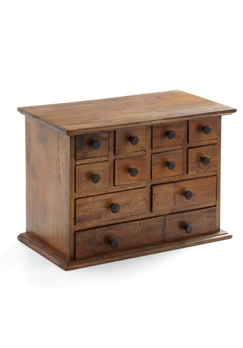 Hold Fashioned Storage Chest - Brown, Graduation, Top Rated