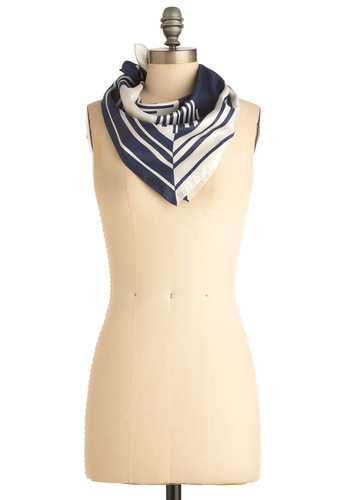 Vintage Arm in Armada Scarf