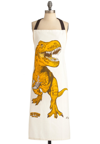 Diner-saurs Apron - Statement, Quirky, Top Rated