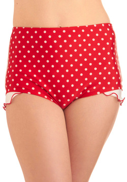 Bow Tide Swimsuit Bottom