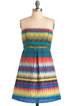 Catch the Soundwave Dress
