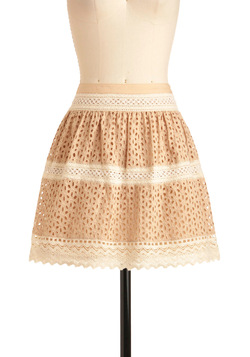 Dedicated Daydreamer Skirt