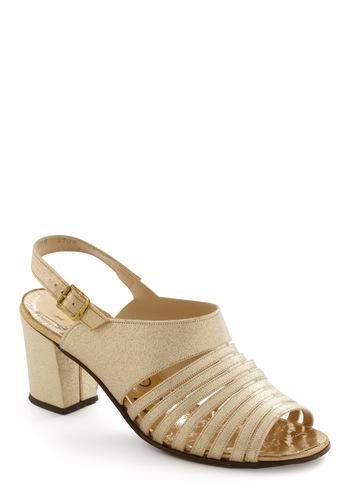 Vintage Au So Elegant Heels