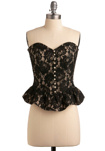 L.A. or Bustier Top - Short