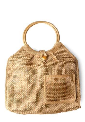Vintage Beachfront and Center Bag