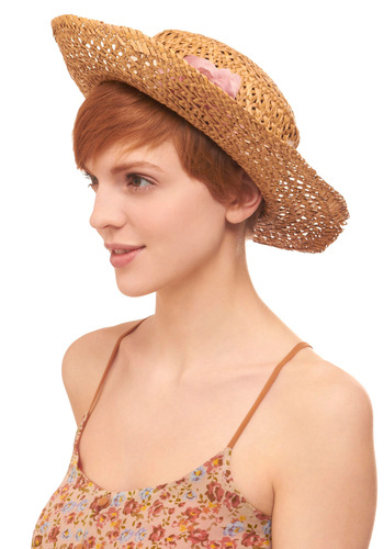 Vintage Stroke of Sweetness Hat