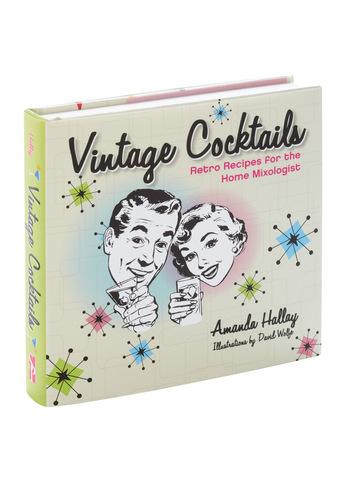 Vintage Cocktails - Vintage Inspired