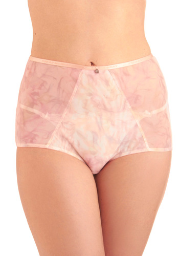Weekend Spent Solo Undies by Cheap Monday - Pink
