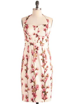 Polished in Petals Dress