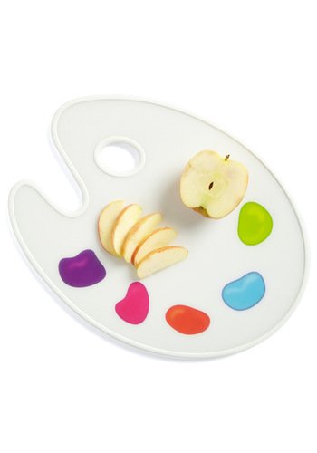 Plate of the Art Cutting Board - Multi