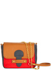The Beauty of Simplicity Bag - Red, Blue, Brown, Chain