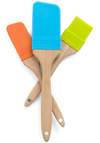 Plate by Numbers Cooking Tool Set by Decor Craft Inc. - Multi, Orange, Green, Blue