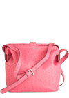 Wildly Whimsical Bag - Pink, Solid, Buckles