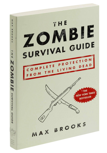 The Zombie Survival Guide - Best Seller, Best Seller, Good, Halloween, Sci-fi, Top Rated