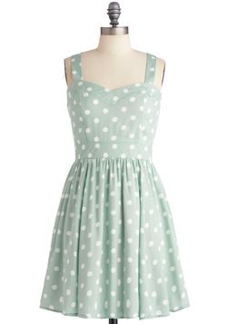 Milkshake Things Up Dress