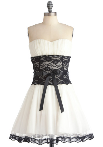 Storied Romance Dress