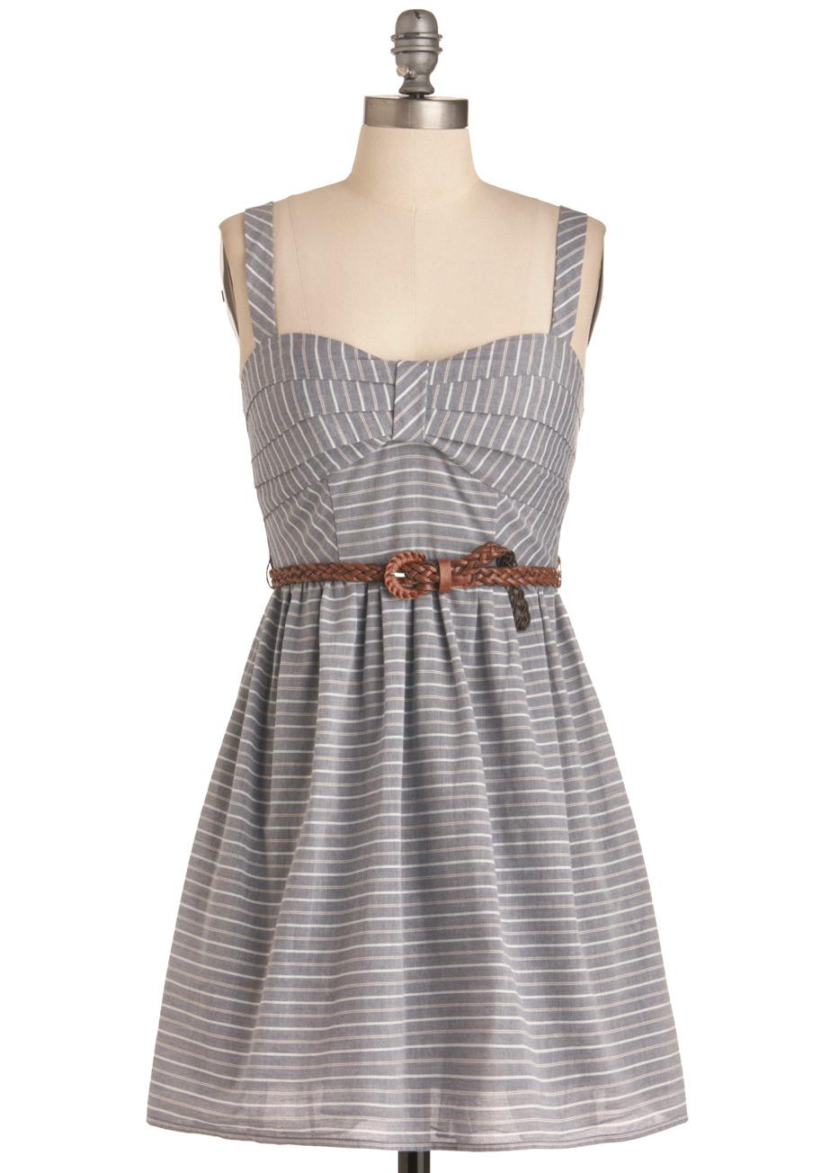 Casual Conversation Dress   Mod Retro Vintage Dresses   ModCloth.com