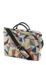 Graphic Diner Laptop Bag
