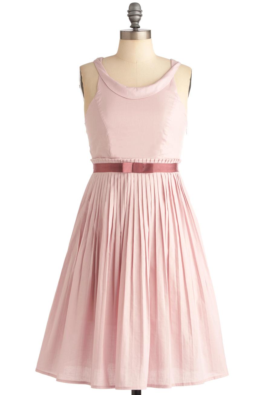 Pink Vintage Dress   Cocktail Dresses 2016