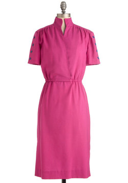 Vintage Pink for Yourself Dress