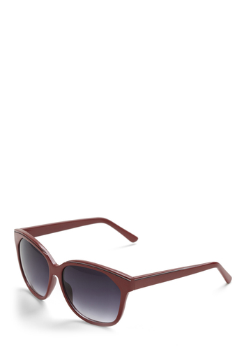 Something Sizzlin' Sunglasses - Red, Silver, Casual, Summer