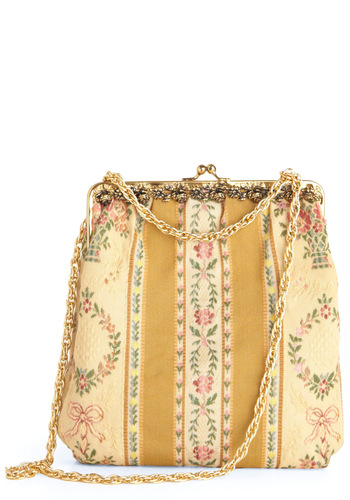 Vintage Haute of Print Shoulder Bag
