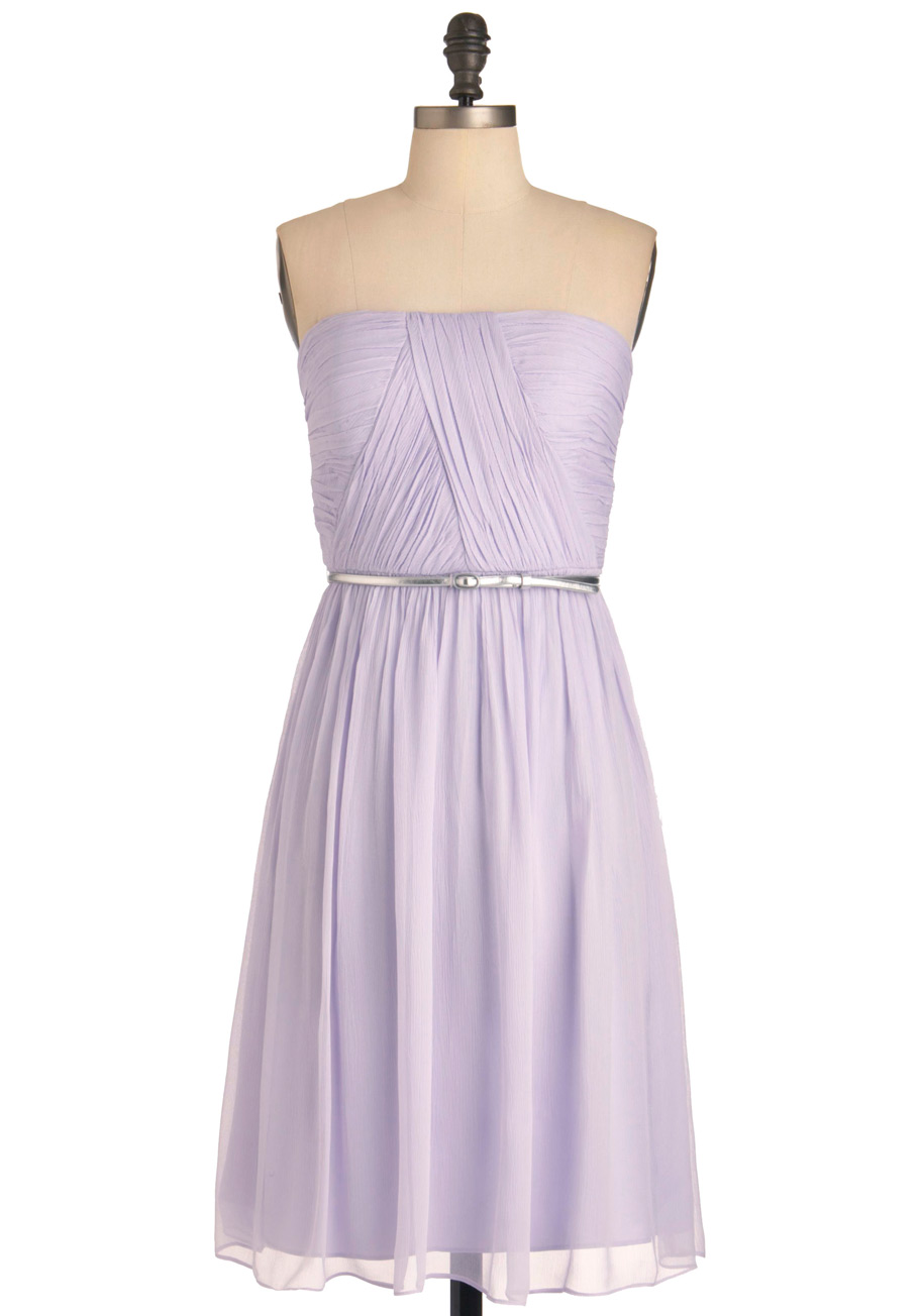 Time of my life dress in lilac mod retro vintage dresses for Lilac dress for wedding