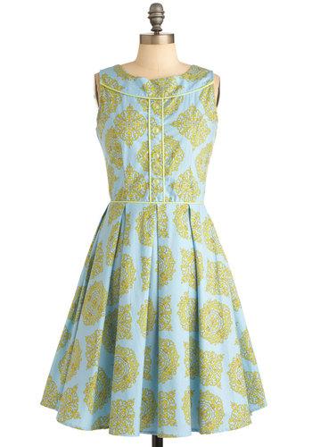 Made the Grade Dress