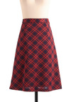 Vintage Fashion Classics Major Skirt