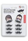 Instant Gentleman Magnets by Kikkerland - Black, Solid, Menswear Inspired, Best Seller, Best Seller, Quirky, Good