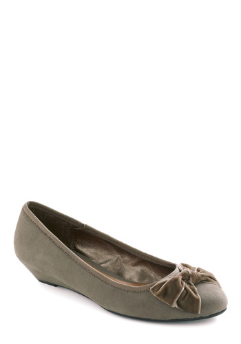 Pebble Pathways Flat - Grey, Solid, Bows, Work