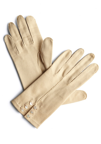 Vintage Timeless Touch Gloves
