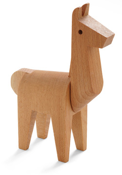 Wood You Be My Friend in Alpaca