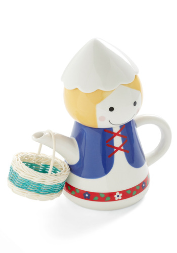 Bonn and Only Tea Set - Multi, Kawaii