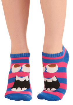 Fun is Afoot Socks