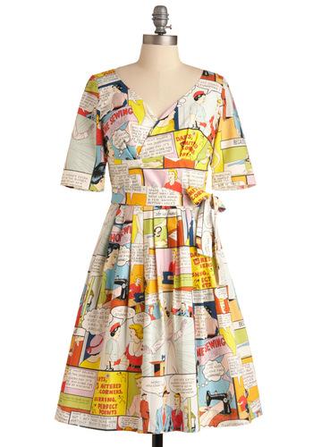 Sew It Like You Mean It Dress