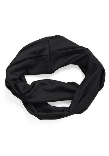 C'mon Let's Twist Headband - Solid, Orange, Black, Casual, Boho