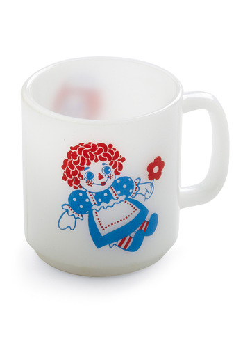 Vintage I'm Stuffed Mug