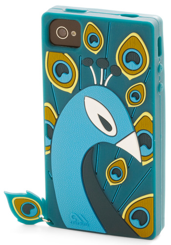 Posh Reception iPhone Case - Blue, Green
